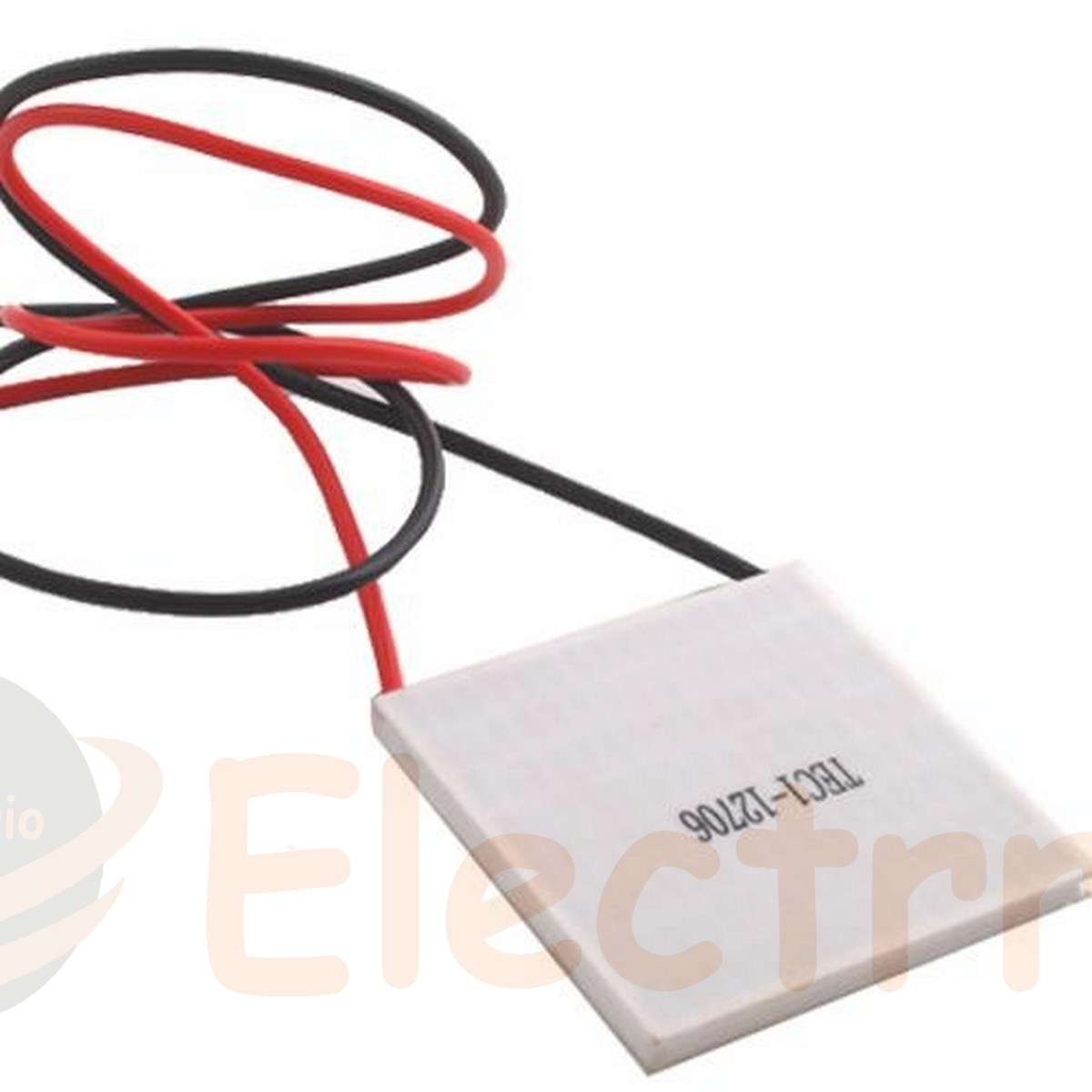 EL2504 PELTIER CELULA TERMOELECTRICA TEC1 12706 12v 60w CERAMICA Cooler